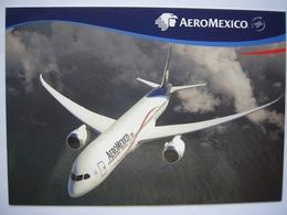 Avion / Airplane / AEROMEXICO / Boeing B 737-8 Dreamliner / Airline Issue - 1946-....: Modern Era