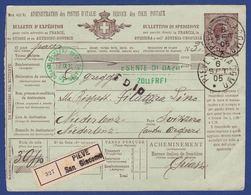 Paketkarte (br8103) - Stamped Stationery
