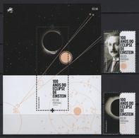 Portugal (2019) - Set + Block -  /  Espace - Space - Eclipse - Spazio