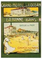 Collectie Roland Florizoone, De Panne, La Panne, Grand Hotel De L'Ocean (pk63937) - De Panne
