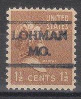 USA Precancel Vorausentwertung Preo, Locals Missouri, Lohman 716 - Vereinigte Staaten