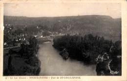 46 - Tour De Faure - Port De St Cirq Lapopie - Saint-Cirq-Lapopie