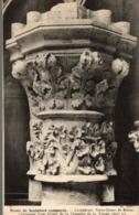 51 MUSEE DE SCULPTURE COMPAREE CATHEDRALE NOTRE-DAME DE REIMS CHAPITEAU D'UN PILIER DE LA CHAPELLE DE LA VIERGE - Reims