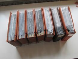 Österreich FDC / Ersttagsbriefe Der Jahre 1967 - 1991 In 7 Dicken Briefalben! Mit Knapp 700 Belegen! Mit Christkindl - Stamps
