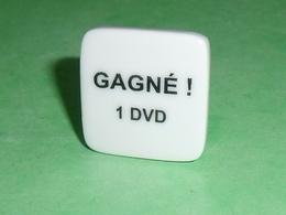 Fèves / Dessins Animés / Film / BD : Gagné ! 1 DVD , Star Wars , Fève Gagnante T6 - Tekenfilms