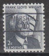 USA Precancel Vorausentwertung Preo, Locals Missouri, Marshall 841 - Vereinigte Staaten