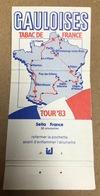 Tour De France 1983 - Gauloises - Boîte D'allumettes - Cyclisme - Wielrennen