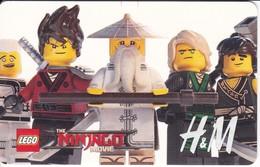 Geschenkkarte  H&M  Gift - Gift Cards