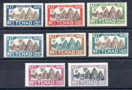 Tchad  Tschad Taxe Y&T T 12** - T 19** - Nuevos