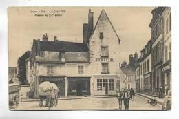 36 - LA CHATRE ( Indre ) - Maison Du XV° Siècle. Beau Plan - La Chatre