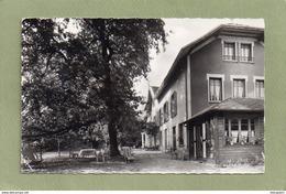ALLEVARD LES BAINS  LES PERVANCHES HOTEL .... J. BADIN Propri.. - Allevard