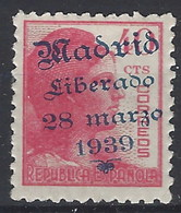 Patrioticos Madrid 42 * Liberado - Emissions Nationalistes