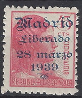 Patrioticos Madrid 44 * Liberado - Emissions Nationalistes