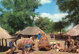 Zambia - Makishi Dancer - Zambia