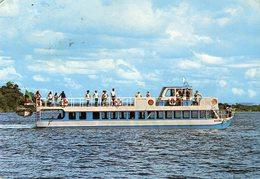 Zambia - Zambezi River - Boat - Ship - Zambia