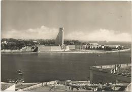 Y4852 Brindisi - Monumento Nazionale Al Marinaio / Viaggiata 1953 - Brindisi