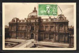 1912003 - N° 331 SUR CP DE AMIENS DU 03/04/37 POUR L'ARGENTINE - 1921-1960: Modern Period