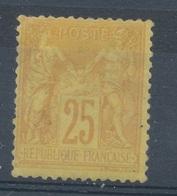 N°92 NEUF * - 1876-1898 Sage (Type II)