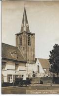 """CARTE-PHOTO NORD 59 WW1 ANNAPPES Eglise En 1915 , Estaminet """"A  La Maison Communale""""  , Le Cimetière - Villeneuve D'Ascq"""