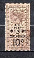REUNION  COLIS POSTAUX N° 9   OBLITERE COTE  23.00€    VOIR DESCRIPTION - Isola Di Rèunion (1852-1975)
