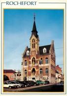 Belgique - Rochefort - L'Hôtel De Ville - Automobiles - Carte Neuve - Voir Scans Recto-Verso - Rochefort