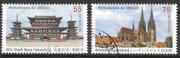 BRD 2011 / MiNr.   2844 - 2845    O / Used  (K_60_18) - [7] République Fédérale