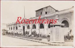 Veracruz Edificio Milicia Cuartel De Artilleria Mexico Old Photo Photocard CPA Old Postcard 1922 - Mexique