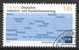 BRD 2011 / MiNr.   2865   O / Used  (K_60_18) - [7] République Fédérale