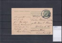 Österreich Ganzsache Michel Kat.Nr. Gest P192 - Interi Postali