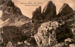 """Alpensee-Hotel """"Drei Zinnen"""" (Sextner Dolomiten) (269) - Non Classificati"""