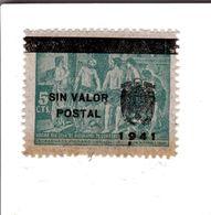 1941 - Espagne -   Peintures De Velazquez - Sin Valor Postal - 1931-50 Unused Stamps