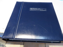 DEUTSCHLAND Klassik 2006 Bis 20011 Wenige O / MARKEN Auf Deutsche Post  VORDRUCKSEITEN Im RINGBINDER  Ohne  Marken - Briefmarken