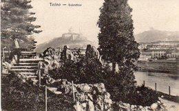 Torino - Valentino - Fp Vg 1909 - Parcs & Jardins