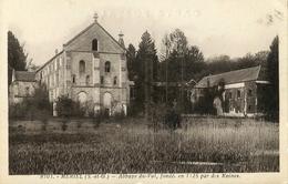 95 .20620 . Meriel . Abbaye Du Val Fondee En 1125 Par Des Moines .vue D Ensemble . - Meriel