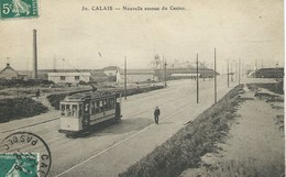 Calais - Nouvelle Avenue Du Casino - Calais