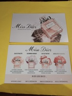 1 X Carte Type Postale Miss - Cartes Parfumées