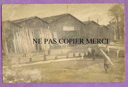 BORDEAUX LA BASTIDE - RARE Carte Photo - Scierie Commerce De Bois - Voir Scans - Bordeaux