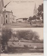 DEPT 16  -  LOT DE 20 CARTES  -  Voir Scans  - - Postkaarten