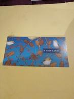 1 X Carte Billet Noel L Erbolario - Cartes Parfumées