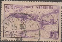 Francia 1934 YvN°A7 Posta Aerea (o) Vedere Scansione - Gebraucht