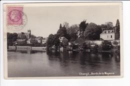 Changé - Bords De La Mayenne (carte Photo) - Frankrijk