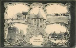44 - HERBIGNAC - Souvenir Multivues 1909 - Herbignac