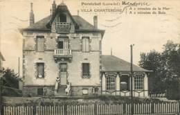 44 - PORNICHET - Villa Chantereine En 1936 - Pornichet