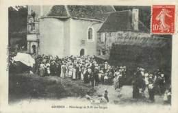 46 - GOURDON - Pelerinage De ND Des Neiges En 1909 - Gourdon