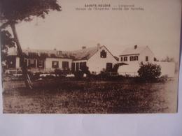 Sainte Hélène Longwwod Maison De L'empereur Sauvée Des Termites - Saint Helena Island