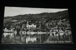 9048        HOTEL RESTAURANT ZUGERSEE, WALCHWIL - 1953 - ZG Zoug