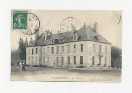 10 BOSSANCOURT - Le Château - Animé - Cpa Aube - France