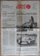 24 H Du Mans 1980.Jean Rondeau, Constructeur-Pilote. - Desde 1950