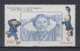 Deutschland 2007 Astrid Lindgren Michel Aus Lönneberga , Mi-Nr. 2629 **  - [7] Federal Republic