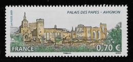 N° 4348 SERIE TOURISTIQUE LE PALAIS DES PAPES A AVIGNON NEUF ** TTB COTE 2,20 € - Frankreich